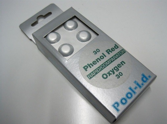 Nachfüllpack Sauerstoff / pH-Wert