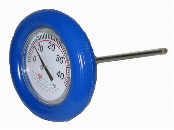Badethermometer mit Schwimmring