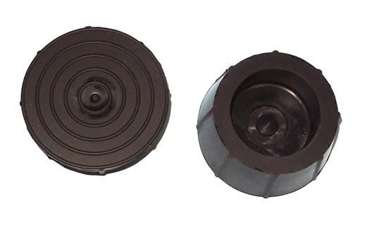 Gummipuffer für Einbauleitern