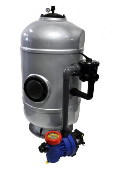 Filteranlage MS Exclusiv mit Pumpe i-Star