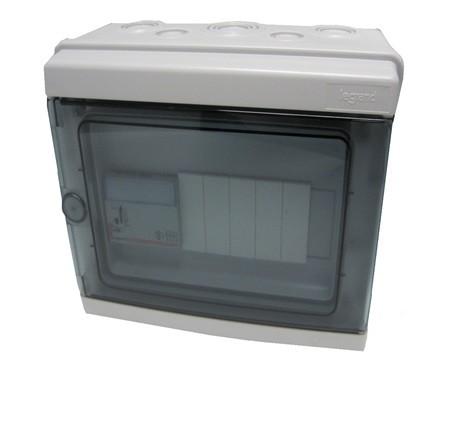 Zusatzschaltkasten für Elektrodurchlauferhitzer