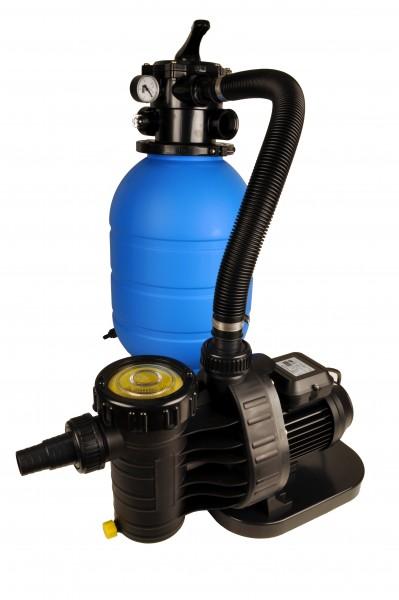 Filteranlage TM - Serie mit Aqua Plus Pumpe