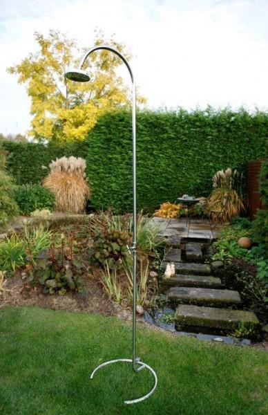 Gartendusche Kaltwasser Flexibel