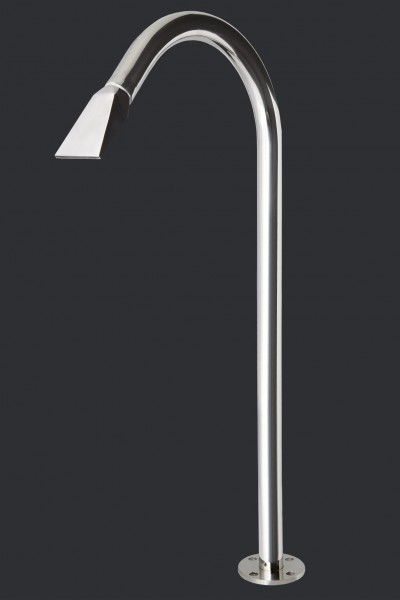 Schwallrohr V2A