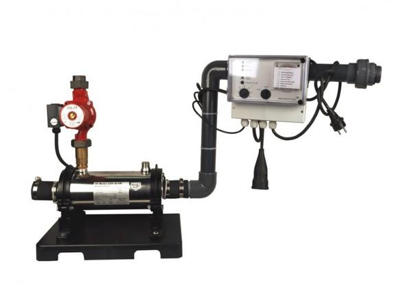 Heizungsmodul HK-Modul 230 V