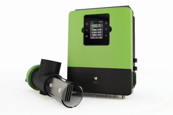 Infinity Hydrolyse & Salwasserelektrolyseanlage Oxilife ohne pH-Regulierung + Rx-Überwachung