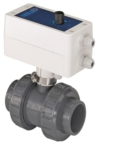 Aquacontrol SC Compact Kugelhahn