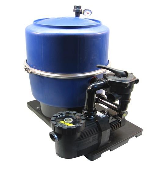 Filteranlage FP mit Pumpe Badu 90