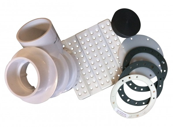 Ansauggehäuse Kunststoff