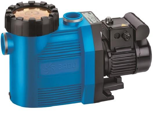 Filterpumpe BADU Prime