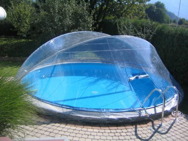 Cabrio Dome Ovalbecken