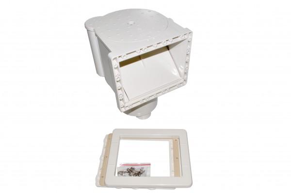 Skimmer EBS 2000 mit Gewindeschrauben und Ausbuchtung