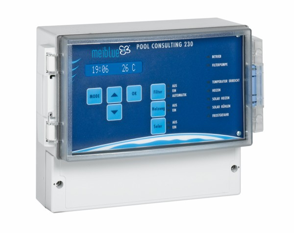 Poolconsulting Premium BADU Eco Touch Pro und i-Star Efficiency
