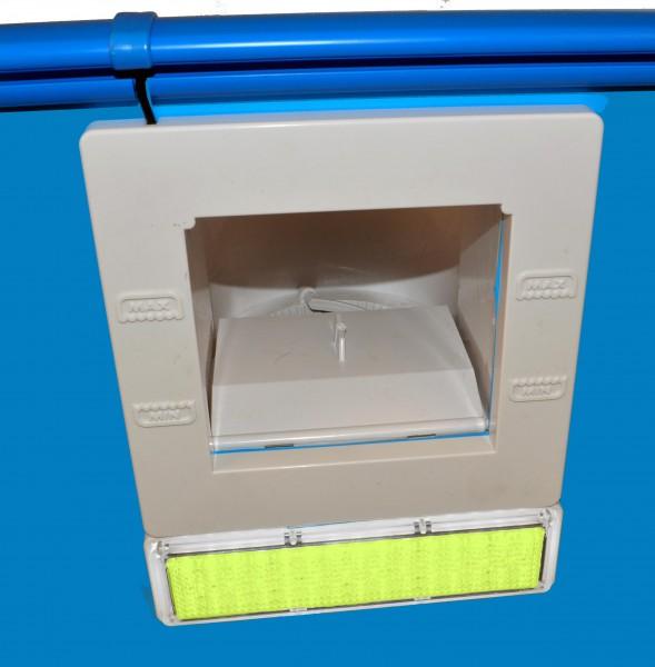 Skimmer EBS 1100 mit LED-Beleuchtung