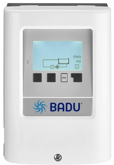 Pumpensteuerung BADU Eco Logic